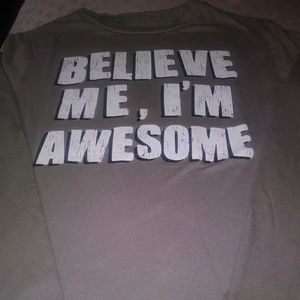 "Children's Place ""Awesome""Shirt"